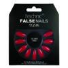 False Nails - Stiletto Gloss Red